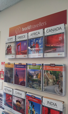 Display Solutions Business Branding Displays And Signage Extraordinary Literature Display Stands Canada